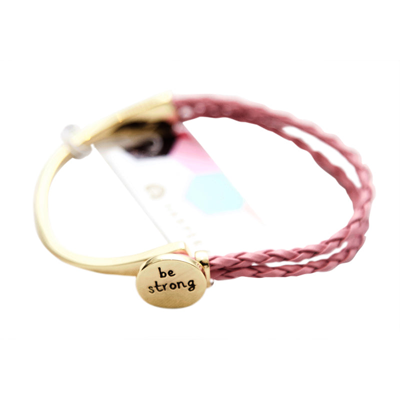 Harper Bee Bangle - Be Strong