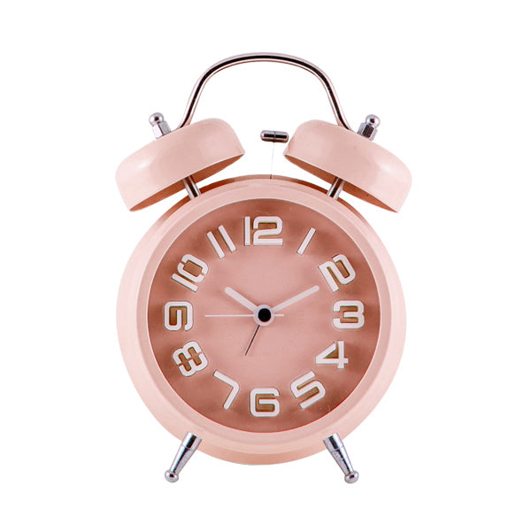 Harper Bee Clock - Candy Floss