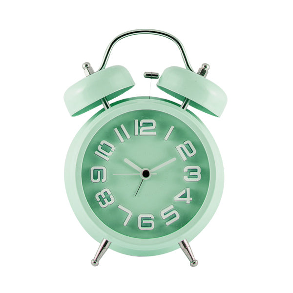 Harper Bee Clock - Mint