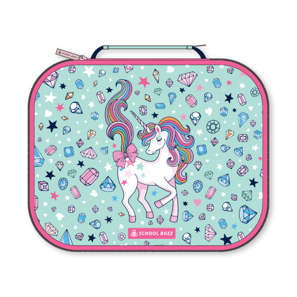 Lunch Box - Diamond Unicorn