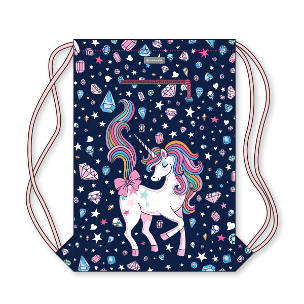 Swim Bag - Diamond Unicorn