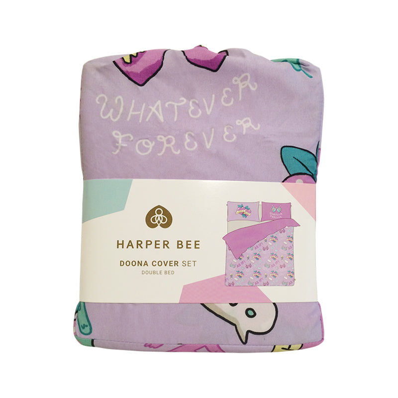 Harper Bee Doona Cover Double - Personality Alternative