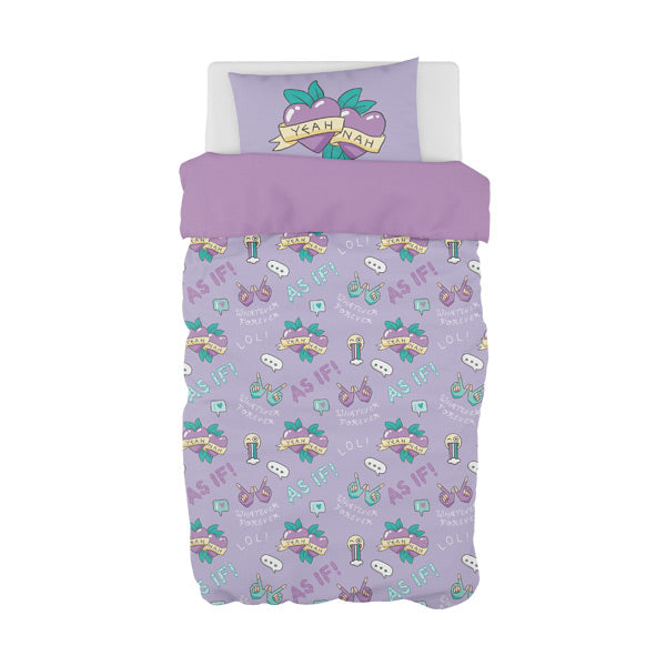 Harper Bee Doona Cover Single - Personality Alternative
