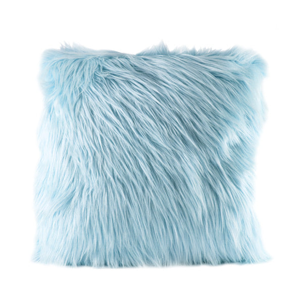 Harper Bee Cushion - Fluffy Ice Blue