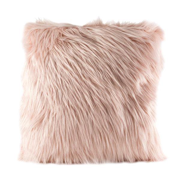 Harper Bee Cushion - Fluffy Coral