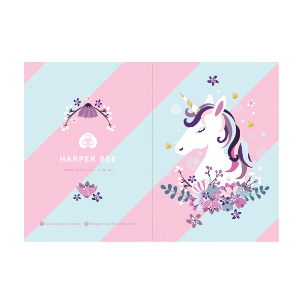 Card - Hbee Unicorn