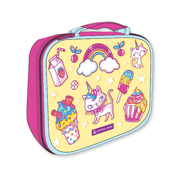 Lunch Box - Kitty Cupcake