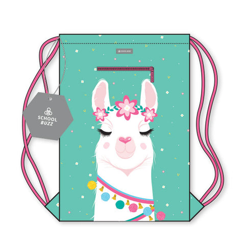 Swim Bag - Llamazing Llamas