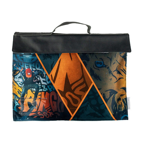 Library Bag - Graffiti Skate