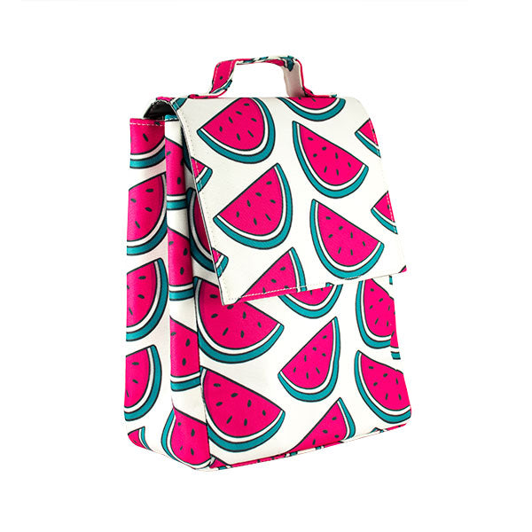 Harper Bee Lunch Bag - Watermelon