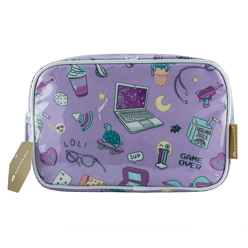 Harper Bee Make Up Bag - Personality Geek
