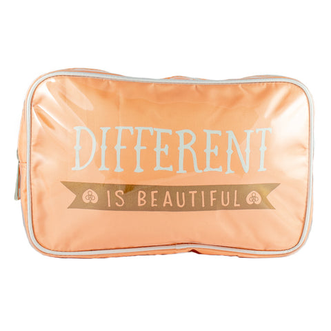 Harper Bee Toiletry Bag - Quotes