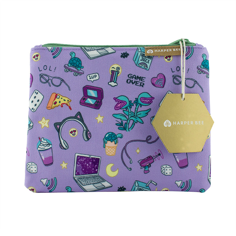 Harper Bee Pouch - Personality Geek