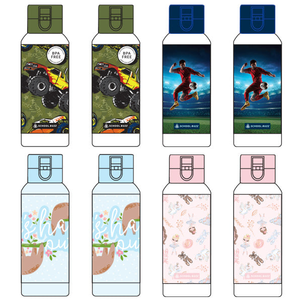 BTS Pack – Water Bottles 8pk
