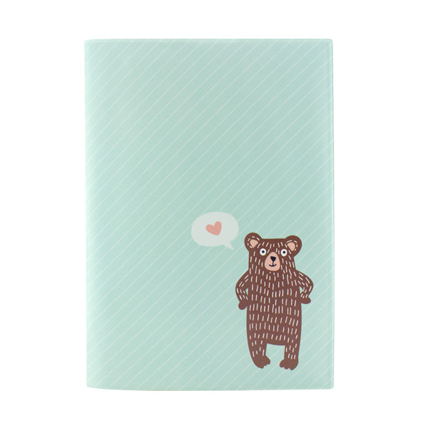 Harper Bee Book Cover A4 - Beastie Bear
