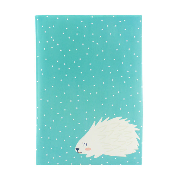 Harper Bee Book Cover A4 - Beastie Hedgehog