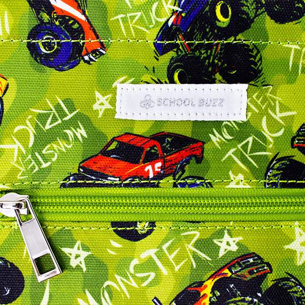 Swim Bag - Monster Truck