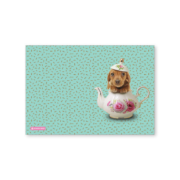 Book Cover A4 - Teacup Dogs