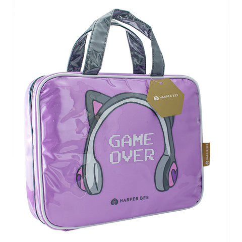 Harper Bee Toiletry Bag - Personality Geek