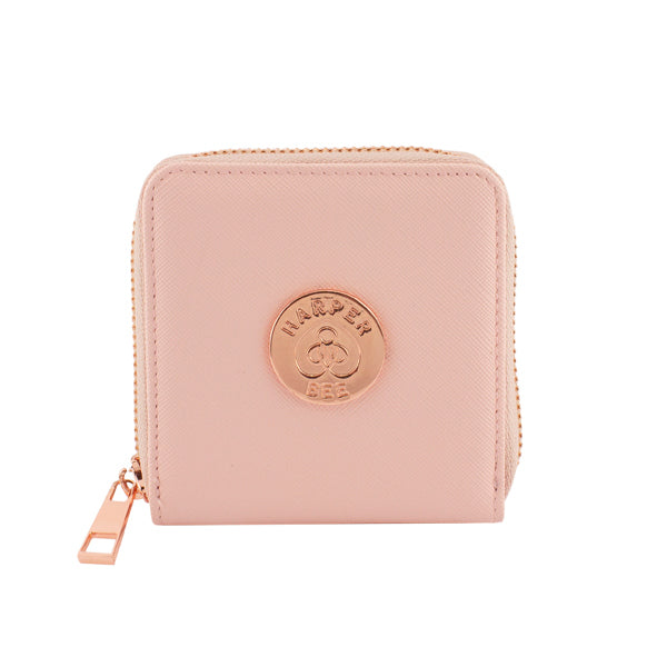 Harper Bee Wallet - Candy Floss