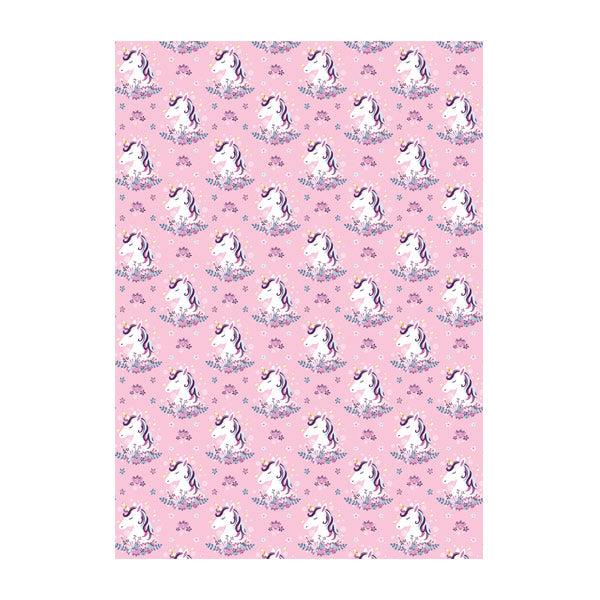 Wrapping Paper - Hbee Unicorn