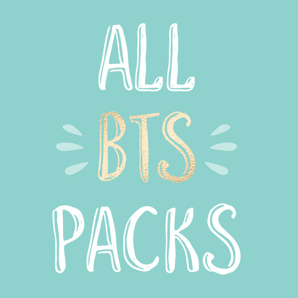 BTS Pack - All Packs