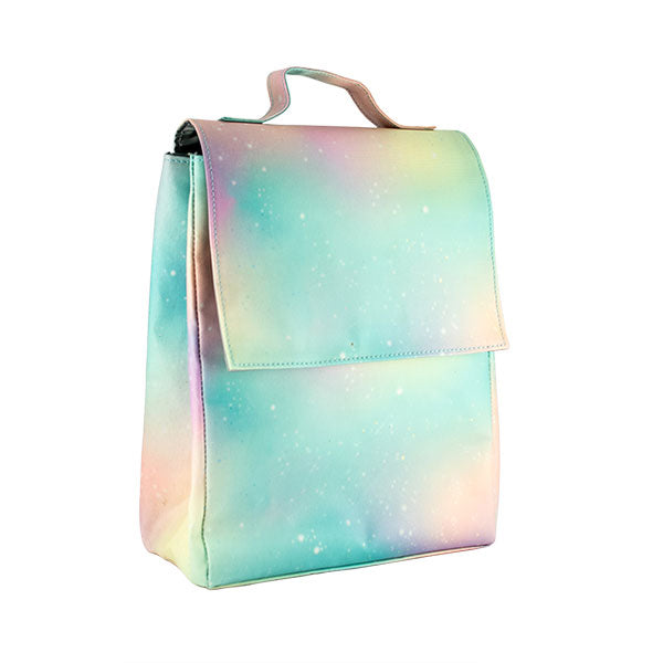 Harper Bee Lunch Bag - Pastel Galaxy