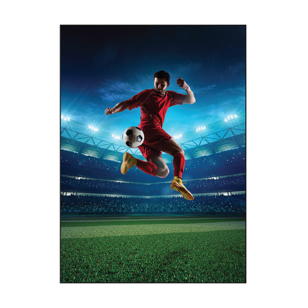 Book Cover A4 - Soccer Star