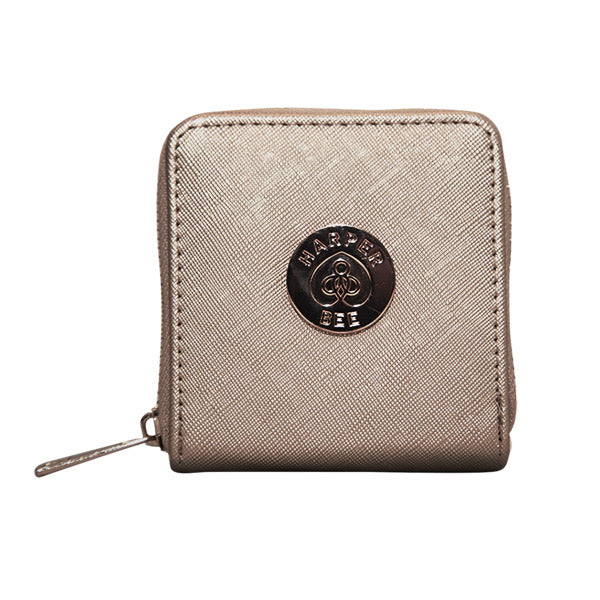 Harper Bee Wallet - Rose Gold
