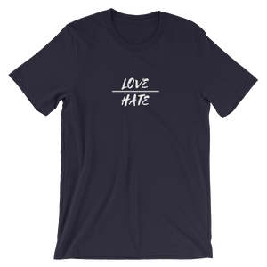 Love Over Hate T-shirt