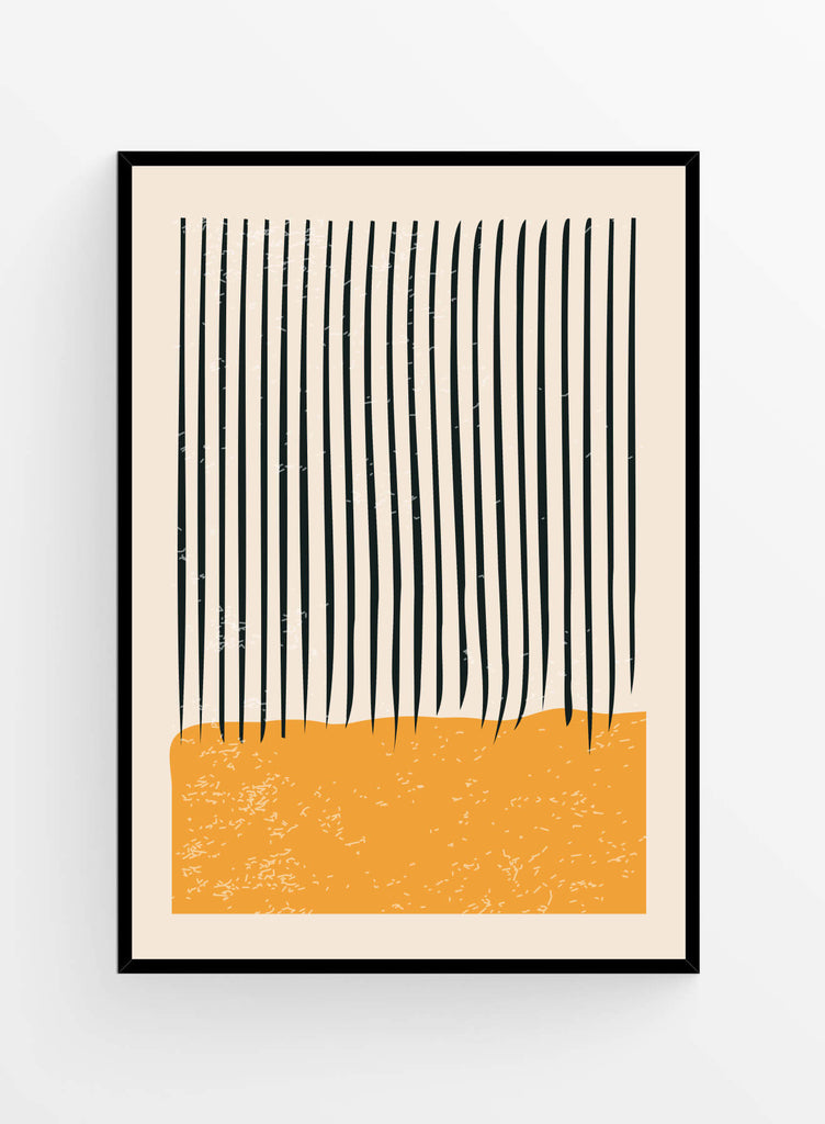 Abstract Design no1 50x70cm | Poster
