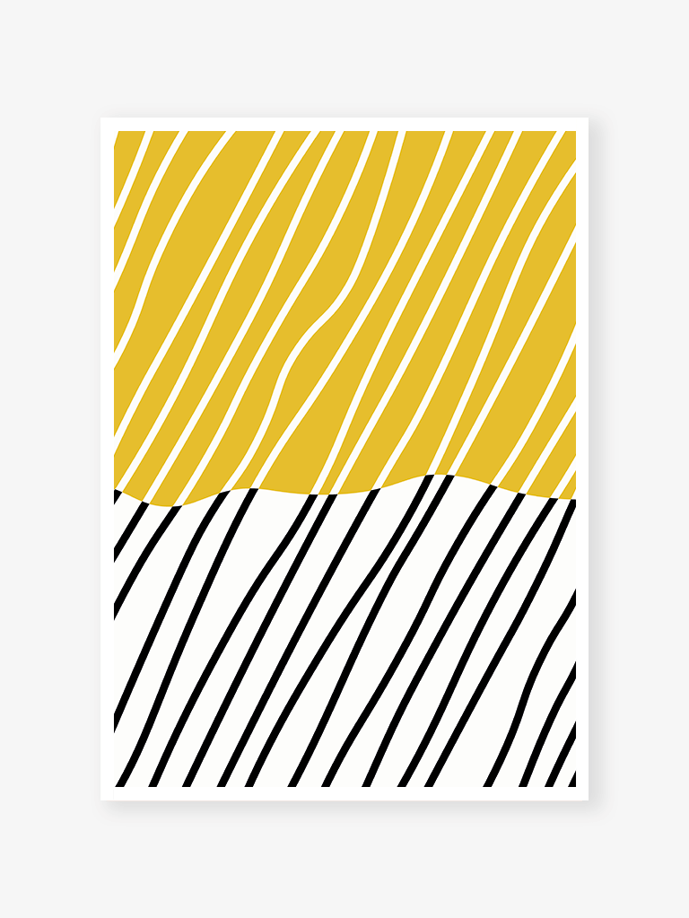 Abstract no. 8 | Art Print