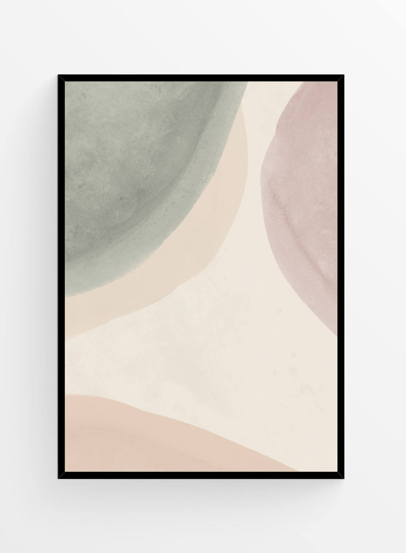 Abstract neutrals 2 | Art print