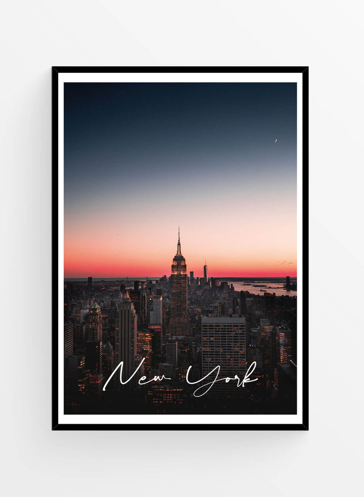 New York 1 | Art print
