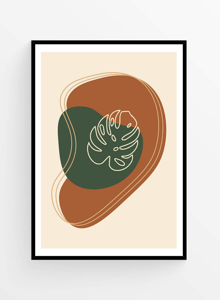 Abstract plant No3 | Poster
