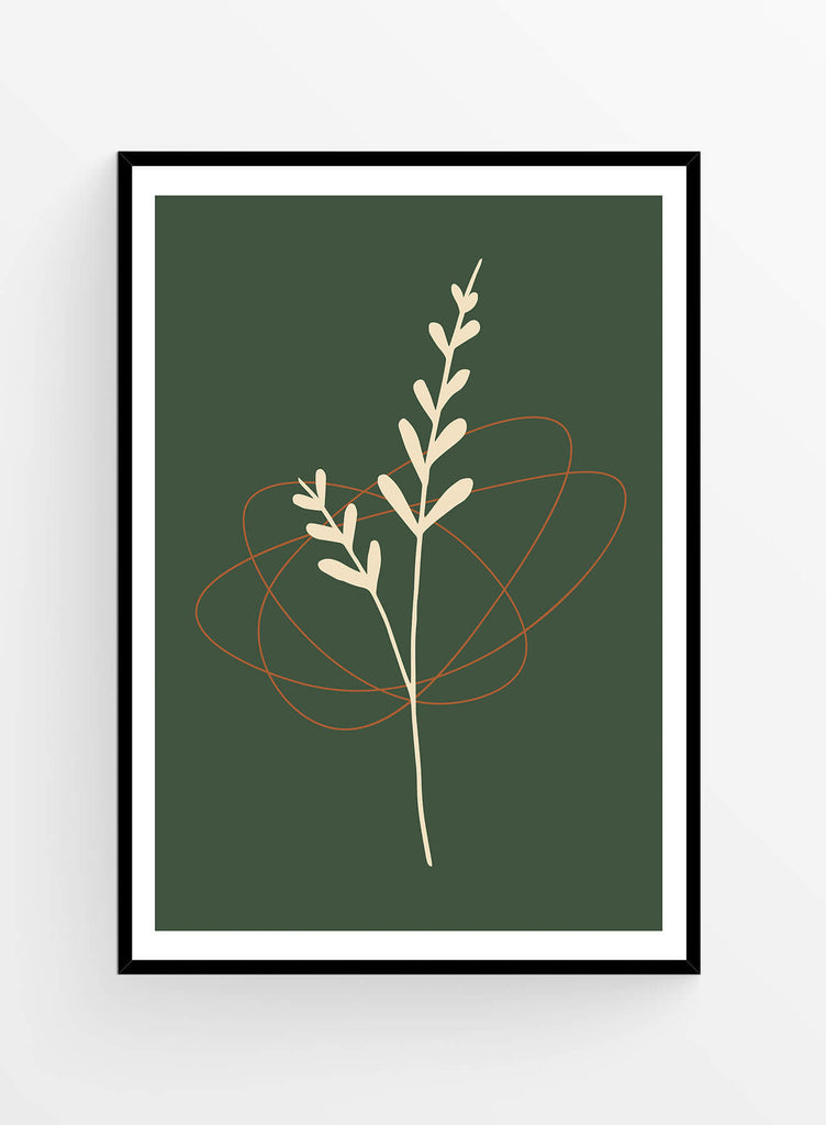 Abstract plant No4 | Poster