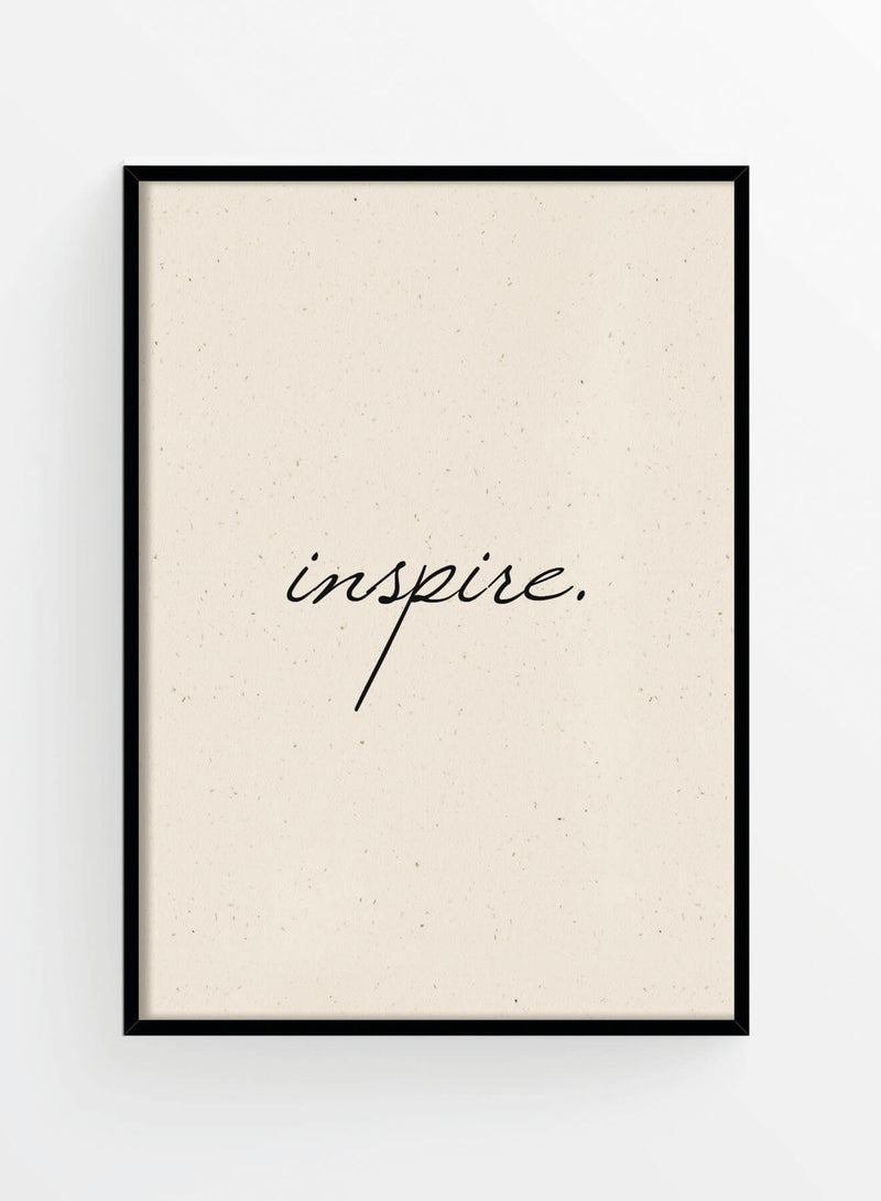 Inspire | Poster