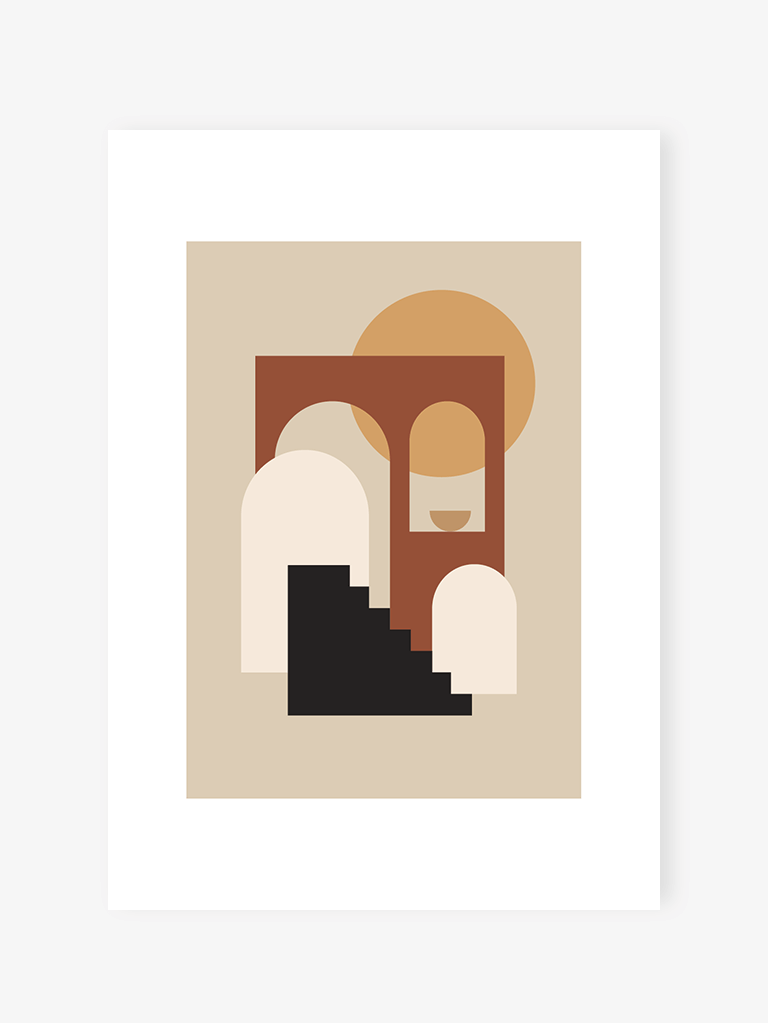 Geometric no. 11 | Art Print