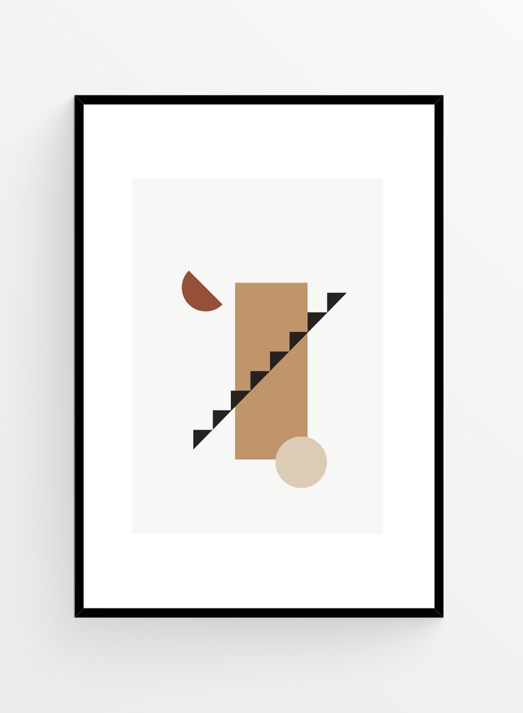 Geometric no. 2 | Art Print