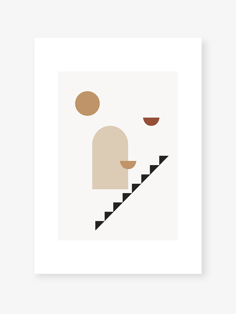 Geometric no. 12 | Art Print