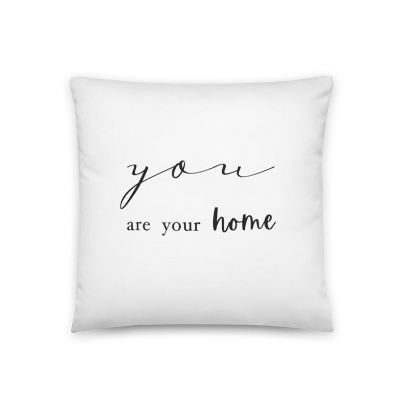Perna decorativa You are your home