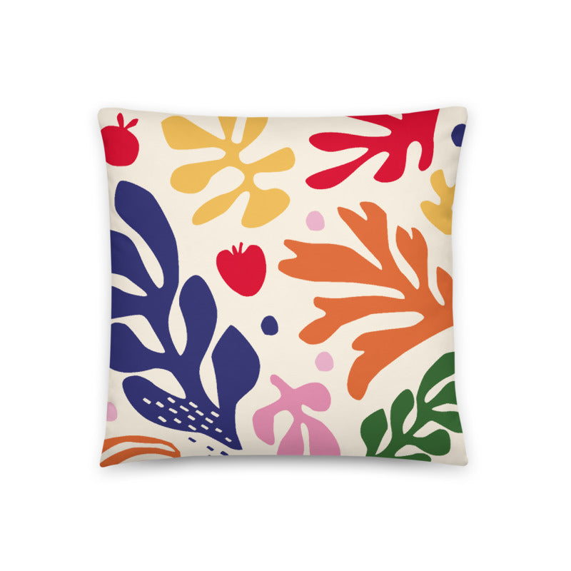 Perna decorativa Matisse cut outs 1
