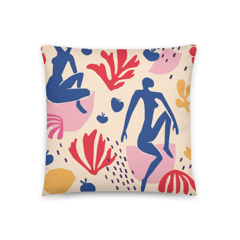 Perna decorativa Matisse cut outs 2