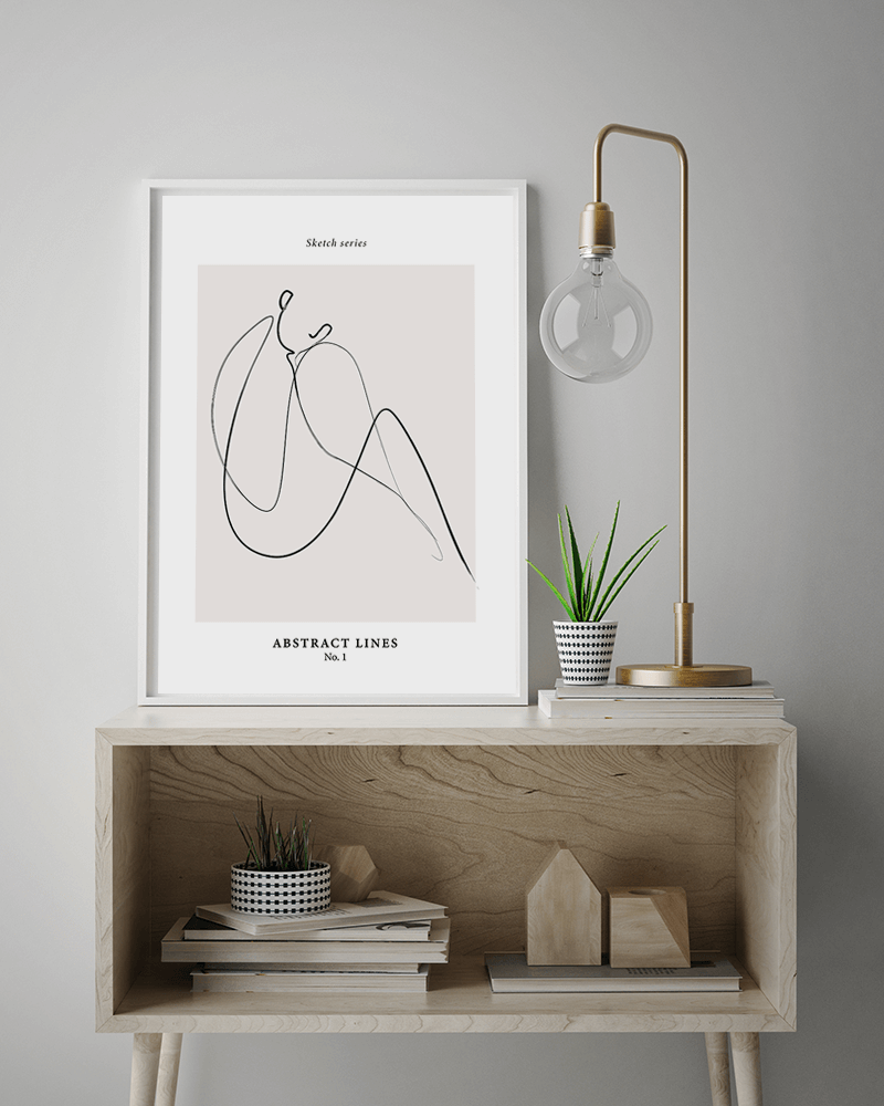 Sketch series 1 | Art Print