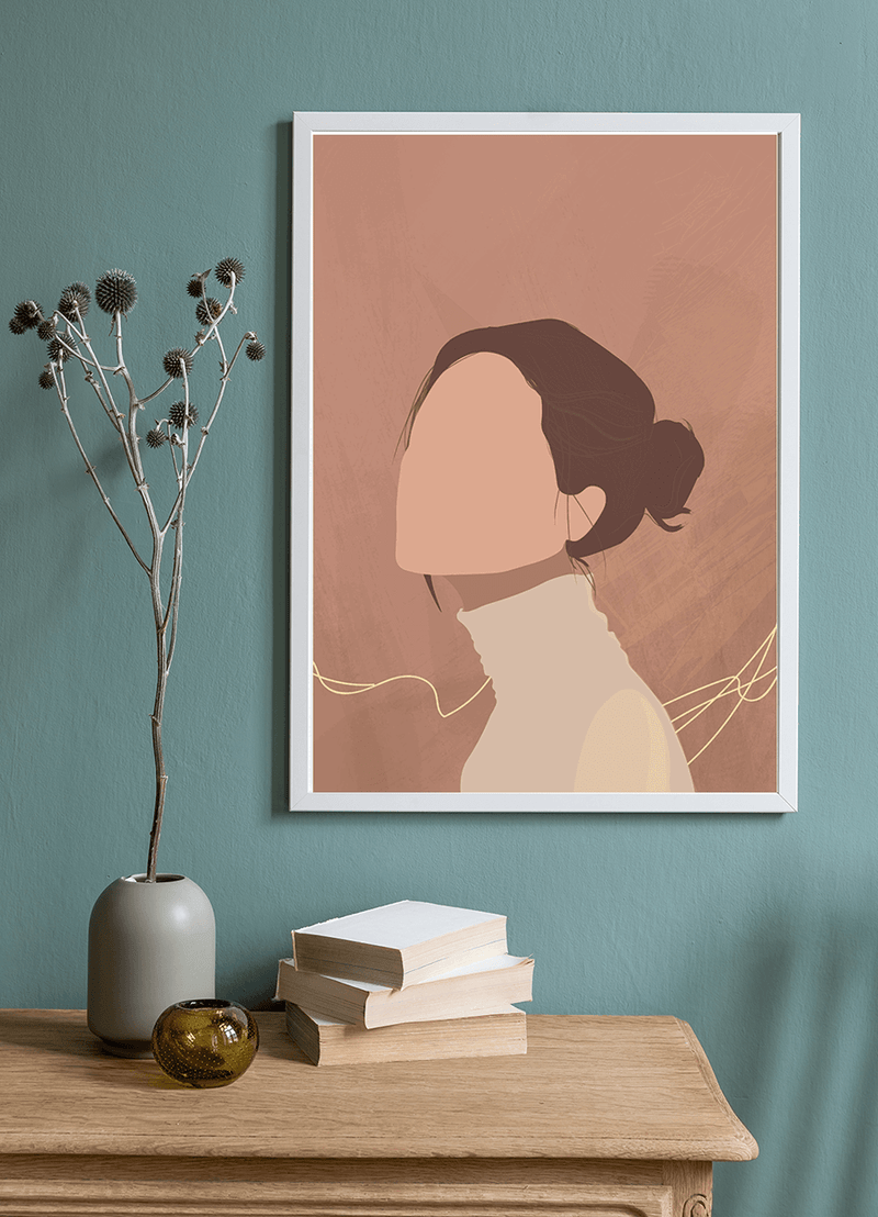 Her | Poster 40x50cm