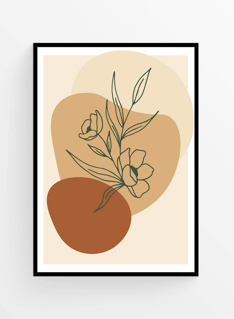 Abstract plant No2 | Poster