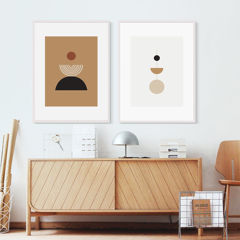 Geometric no. 5 | Art Print