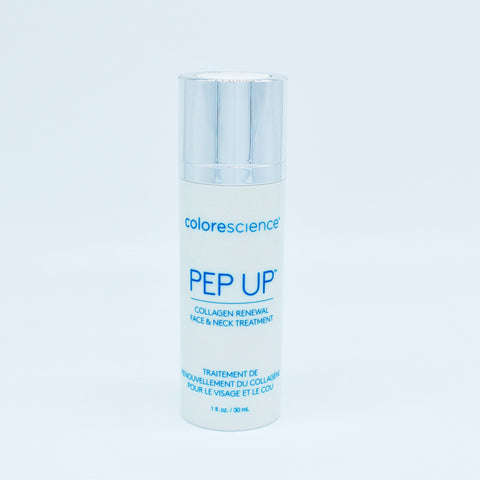 Colorescience Pep Up Collagen Renewal Face & Neck Treatment 1 oz