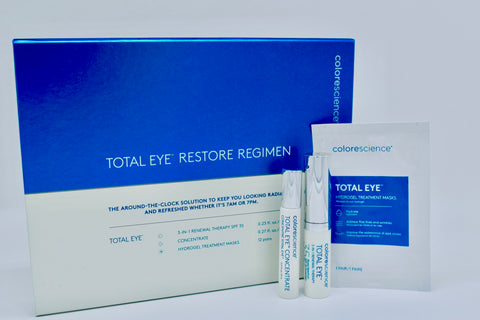 Colorescience Total Eye Restore Regimen Kit