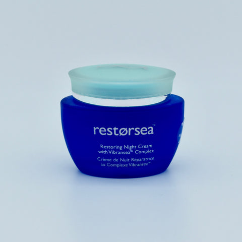 Restorsea Restoring Night Cream with Vibransea Complex 1.7 oz